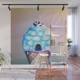 Igloo Flavour Wall Mural