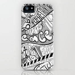 Call Out to God iPhone Case
