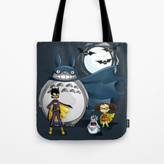 Cosplay Buddies Tote Bag