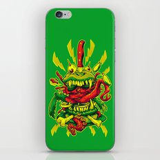 BEASTBURGER iPhone & iPod Skin