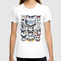 wildlife T-shirts featuring London Wildlife by Hanna Melin
