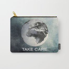 Take care of our planet #2 Carry-All Pouch