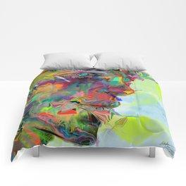 Iris Drops Comforters