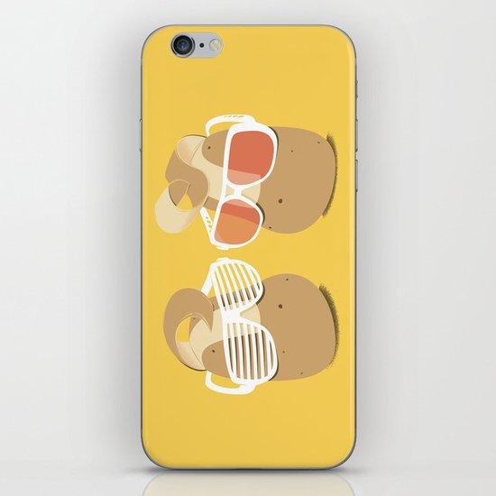 Cool Potatoes iPhone & iPod Skin