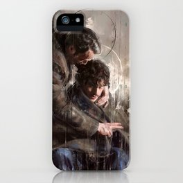 Precipizio iPhone Case