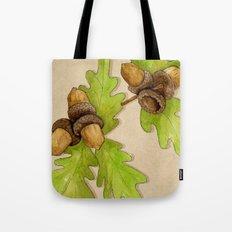 Quercus Robur Tote Bag