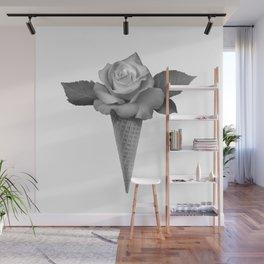 Rose Cream Wall Mural