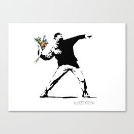 """Vandal""  Canvas Print"