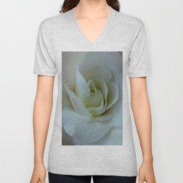Bounteous Begonia Unisex V-Neck