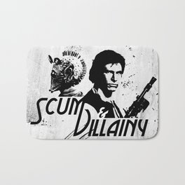 Scum & Villainy Bath Mat