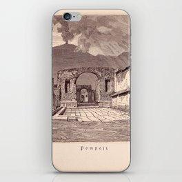 Pompeji iPhone Skin