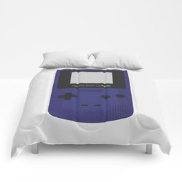 Game Boy Color - Blue Comforters