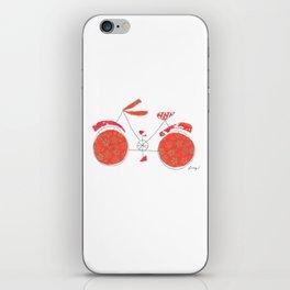 Push Bike iPhone Skin