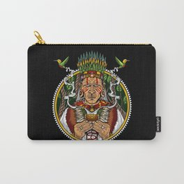 Ayahuasca DMT Shaman Trippy Carry-All Pouch