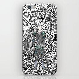 Heroes Fashion 5 iPhone Skin
