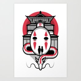 Kindled Spirits Art Print