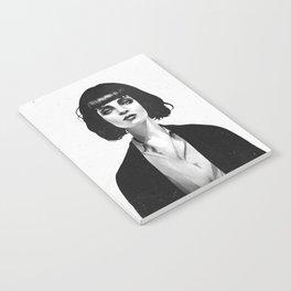 Mrs Mia Wallace Notebook