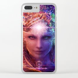 "Suduaya ""Venus"" Clear iPhone Case"