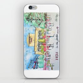 In the Junction iPhone Skin