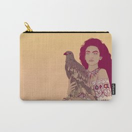 Falcon Lady Carry-All Pouch