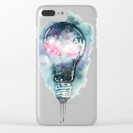 The Universal Light Clear iPhone Case
