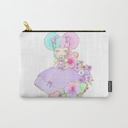 Sugary Tea Time Carry-All Pouch