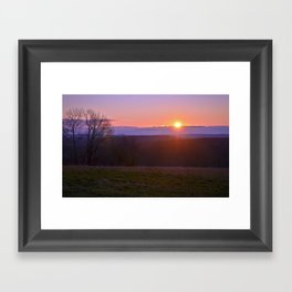 Day 352 Framed Art Print