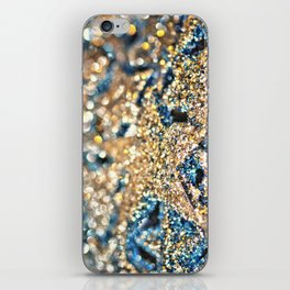 Starry Wishes and Bokeh Dreams... iPhone Skin