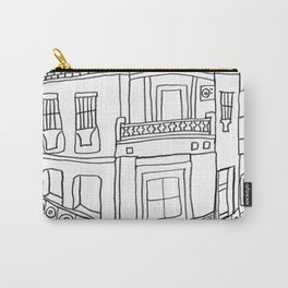 Street View From Andalusia Carry-All Pouch