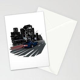 Wangan Z Stationery Cards