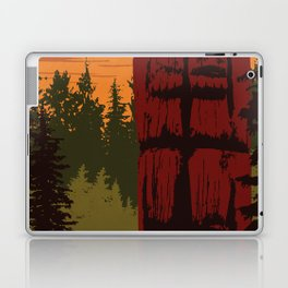 Gwaii Haanas National Park Reserve, National Marine Conservation Area Reserve & Haida Heritage Site Laptop & iPad Skin