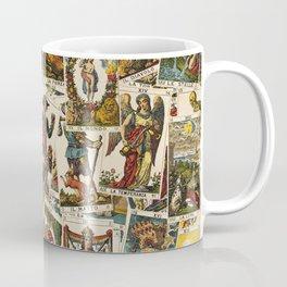 Tarot cards pattern Coffee Mug