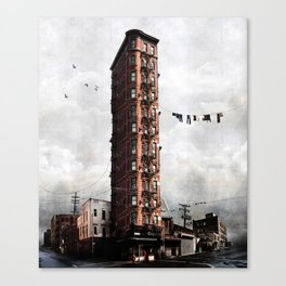 Highrise #1 Canvas Print