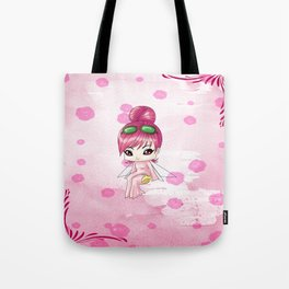 Chibi Morphine Tote Bag