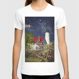 Pt. Iroquois Starry Night T-shirt