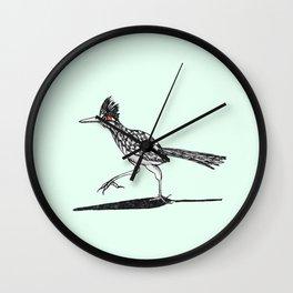 Roadrunner Wall Clock