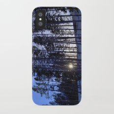 Light Through the Aspens Slim Case iPhone X