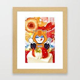 Sweets! Framed Art Print