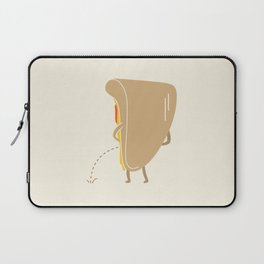 Pee-zza Laptop Sleeve