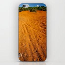Small desert iPhone Skin