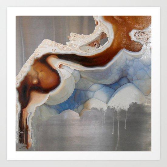 Adipose Art Print