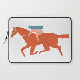 Naked derby Laptop Sleeve