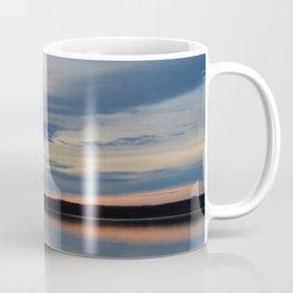 Sunset at Renforth Wharf Coffee Mug