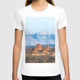 Landforms T-shirt