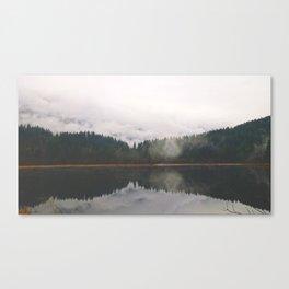 High Knoll Canvas Print