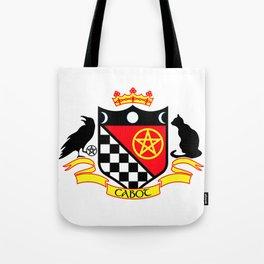 Cabot Crest Color Tote Bag