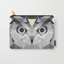 Boho poly owl Carry-All Pouch