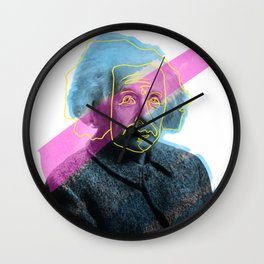 Einstein! Wall Clock