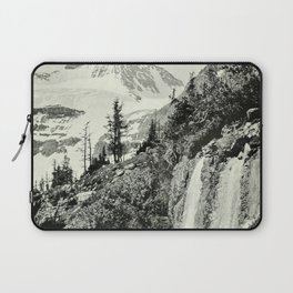 Mount Assiniboine Laptop Sleeve