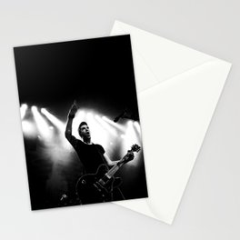 Tyler Connolly of Theory Of A Deadman Stationery Cards